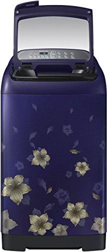 Samsung 7 kg Fully-Automatic Top Loading Washing Machine (WA70M4010HL/TL, Star Flower Blue)