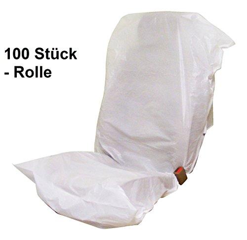 Seggiolino auto officina fodera protettiva, copri sedile usa e getta 100pezzi/rotolo