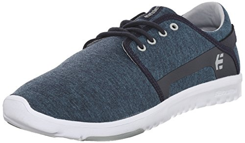 Pour Basses Homme Grey White Etnies Navy Baskets Chaussures Scout tzqnxnWwTB