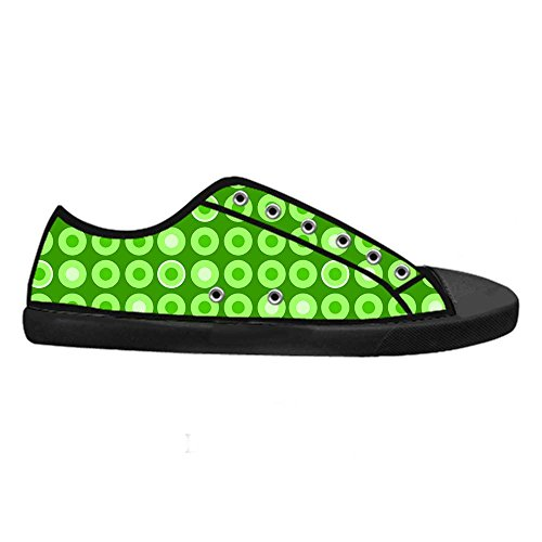 Dalliy polka dots Men's Canvas shoes Schuhe Footwear Sneakers shoes Schuhe E