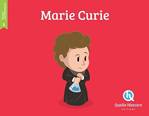 Marie Curie par Patricia Crété