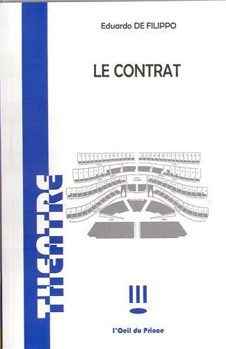 Le contrat par Eduardo De Filippo