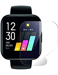 DAMDAM Screen Protector Film for Realme Watch (Pack of 1)
