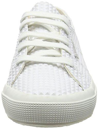 Superga Unisex-Erwachsene 2750 Rbrpyramidu Sneaker White (900 White)