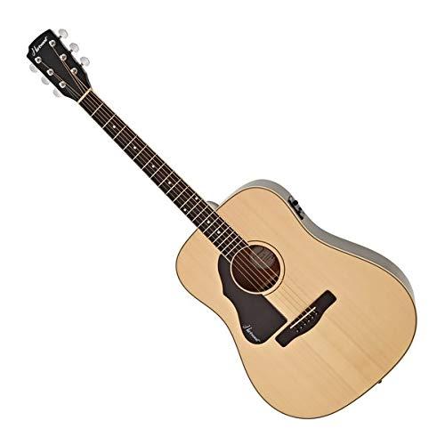 Guitarra Electro-Acústica Hartwood Villanelle Dreadnought Zurda