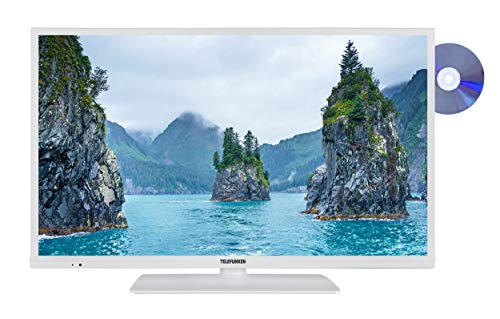 Telefunken XH32G111D-W 81 cm (32 Zoll) Fernseher (HD-ready, Triple-Tuner)
