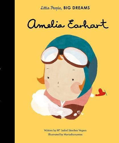 Amelia-Earhart-Little-People-Big-Dreams