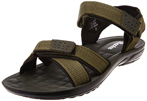 Bata Men's Pu Strap Athletic & Outdoor Sandals