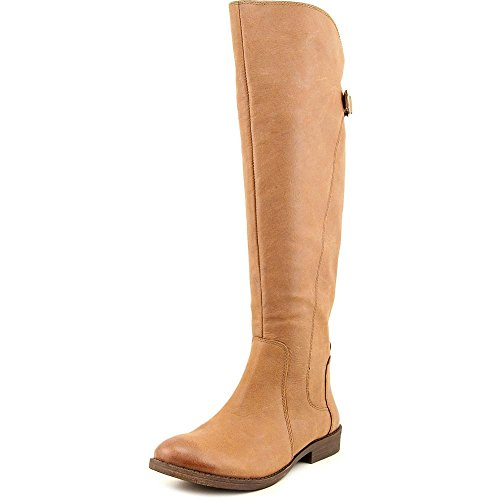 lucky-brand-zepia-wide-calf-women-us-95-brown-knee-high-boot