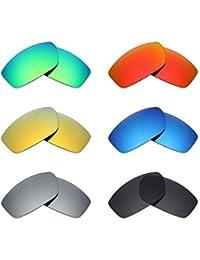 646f314839 mryok 6 par polarizadas lentes de repuesto para Spy Optic Dirty Mo – Gafas  de sol