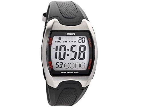 Lorus Mens digital watch - R2327CX9