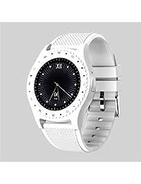 L9 Reloj Inteligente con cámara Bluetooth Reloj Deportivo Monitor de Fitness Soporte para Tarjeta SIM Smartwatch
