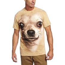 The Mountain Männer Chihuahua Face T-Shirt
