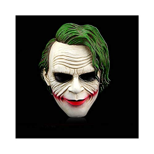 HongTeng Halloween Batman Clown Maske Horror Ball Cos Dress Up Dark Knight Maske