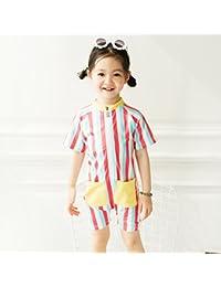 cc1519173102 VIO Estate Costume da bagno per bambini Stampa di cartoni animati Ragazzi e  bambini Costume da