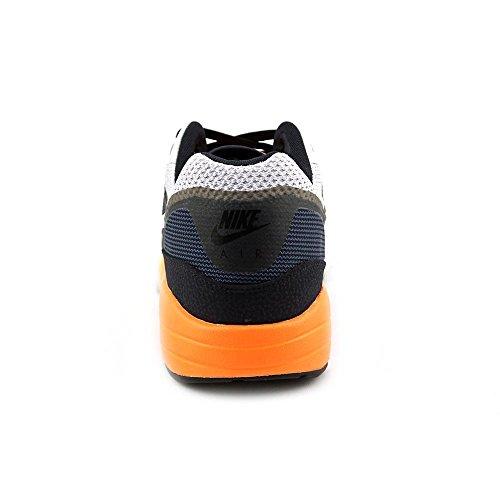 Nike Air max 1 C 2.0 631738001, Baskets Mode Homme - Orangefarbig-Schwarz-Weiß