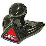 AL-KO Schutzkappe Anhängerkupplung, Anhängerkupplungs-Abdeckung,reflektierend (Einheitsgröße) (Schwarz)