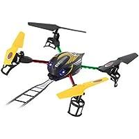 Jamara Q-drohne AHP Remote controlled quadcopter - Juguetes de control remoto (640 x 480 Pixeles, Polímero de litio, 350 mAh, 4 x AA, 135 mm, 286 mm)