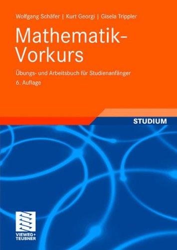 Funktion Ebene (Mathematik-Vorkurs: Übungs- und Arbeitsbuch für Studienanfänger)