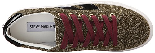 Steve Madden - Sm1, Scarpe sportive Donna Oro