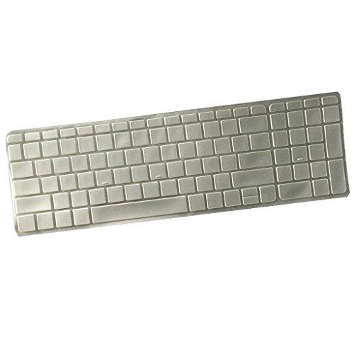 KESOTO 1 Stück Keyboard Skin Cover Wasserdicht Tastatur Schutz Folie für HP 15.6 Zoll Laptop - 1 Hp Cover