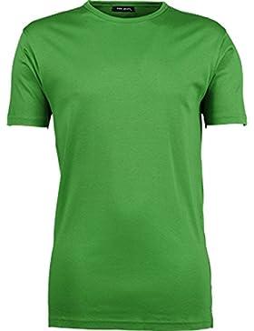TJ520 Interlock cuerpo en forma para hombre T-Shirt