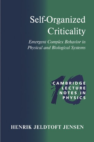 Self-Organized Criticality: Emergent Complex Behavior in Physical and Biological Systems (Cambridge Lecture Notes in Physics Book 10) (English Edition)
