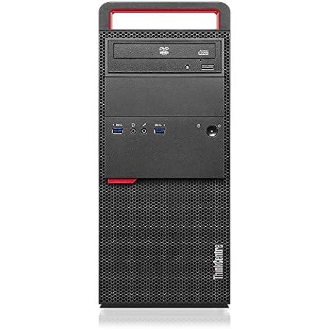 Lenovo ThinkCentre M800 3.2GHz i5-6500 Mini Tower Negro - Ordenador de sobremesa (i5-6500, Mini Tower, 64 bits, Unidad de disco duro, Intel Core i5-6xxx,