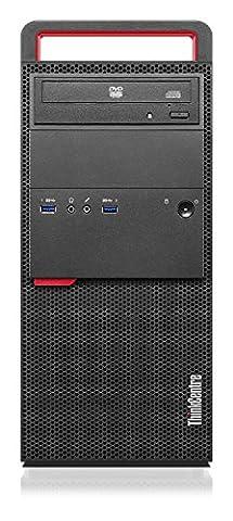 Lenovo 10FD001LGE Desktop-PC (Intel Core i7 6700 vPro, 8GB RAM, 256GB HDD, Win 7 Pro)