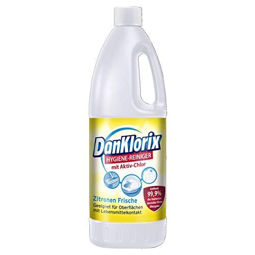 DanKlorix Zitronenfrische, 1er Pack (1 x 1,5 l)