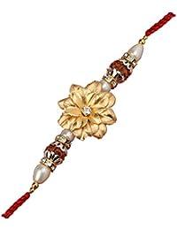 Aarya 24kt Gold Foil Rakhi