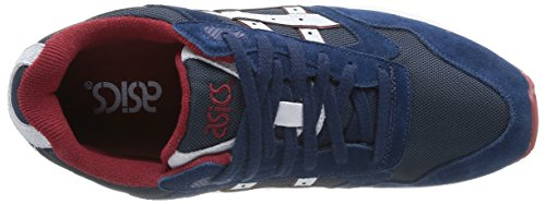 ASICS Gel Saga, Baskets Basses Adulte Mixte Bleu (blue 5010)