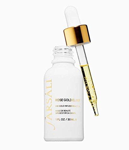 Farsali Rose Gold Elixir Radiating Moisturizer, 30ml