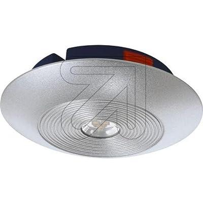 LED Einbaudownlight S 830 3000 Kelvin silber 80 Grad - Osram von Osram - Lampenhans.de