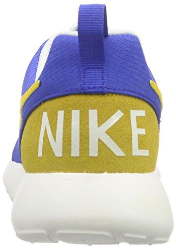 Nike - WMNS NIKE ROSHE ONE RETRO, Scarpe da ginnastica Donna Blu (Blau (471 RACER BLUE/VRSTY MAIZE-SL-BLK))