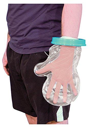 Aidapt VM200 Wasserdichter Gips-und Verbandschutz beim Duschen/Baden, erwachsene hand