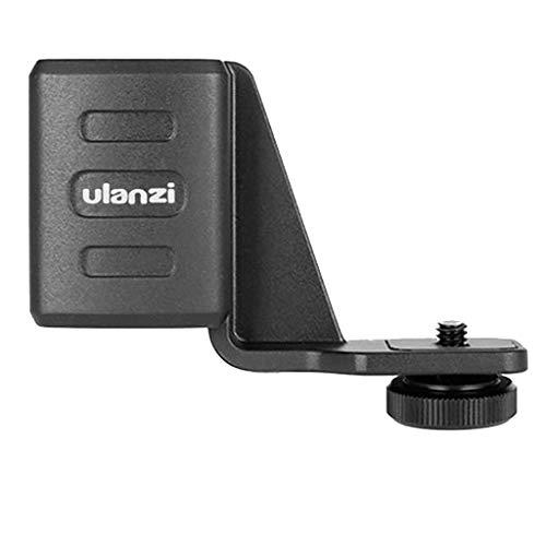 TIREOW Tragbare Hochwertige Handheld Handyhalter 1/4 Zoll Schraube Shoe Interface für DJI Osmo Pocket