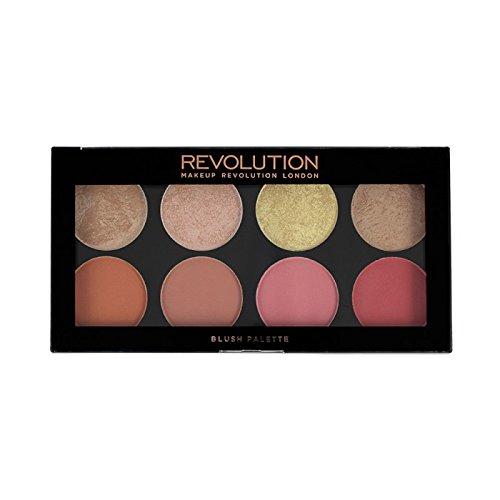 MAKEUP REVOLUTION Ultra Blush Palette, 13 g