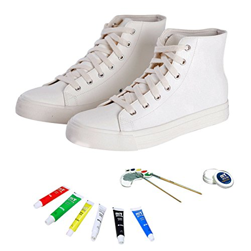 my-design-children-girls-zimbi-paintable-diy-casual-sneakers-shoes-sz-2-25