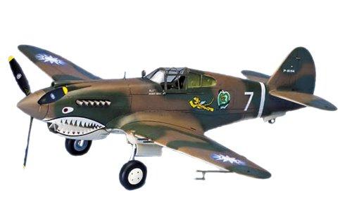 Academy P-40C Tomahawk 1:48 - Fantasy Tomahawk