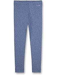 Sanetta Lange Unterhose/Legging, blau Gemustert 334123