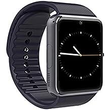 """GT08 1.5 """"Bluetooth SmartWatch NFC y GSM reloj teléfono para el iPhone Andorid"""