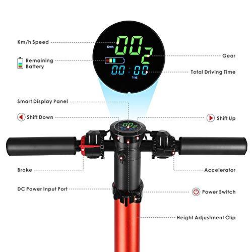PARTU Elektro Scooter - 3