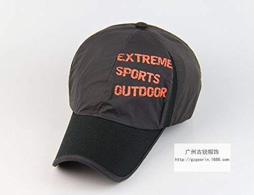 MON5F Home Baseballmütze-Hysteresen-Fernlastfahrer-Hut Helle Farben schnelle trockene Baseballmütze-Sport-Buchstaben