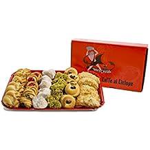 TIPILIANO | Biscotti di Mandorla Assortiti | Caffè al Ciclope | 500 gr.