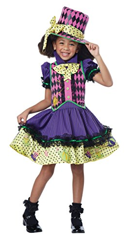 California Costumes Deluxe Mad Hatter Alice In Wonderland -