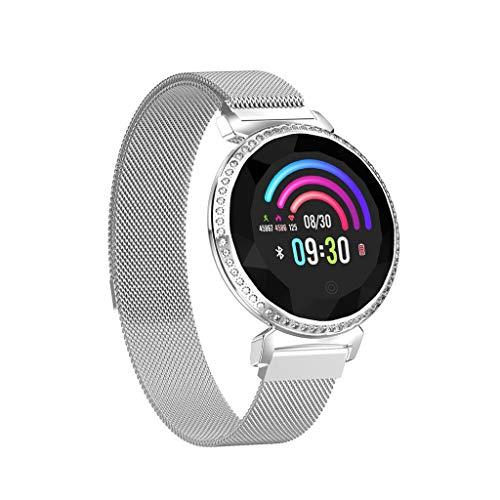 UINGKID smartwatch Armband Armbanduhr Fitness Mc11 Frauen herzfrequenz blutdruck Schlaf überwachung smart Watch