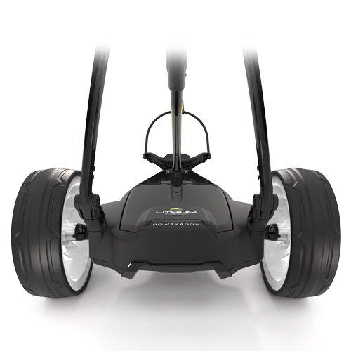 Chariot de golf électrique Powakaddy fw3i avec batterie de lithium 18Hoyos