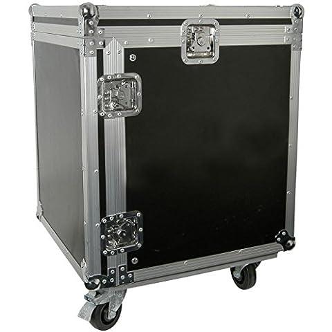 citronic RACK:12UX Size 12U 19-Inch Rack Case
