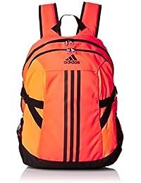 adidas S23110 - Mochila Casual, color solar red/noir, talla 44 cm